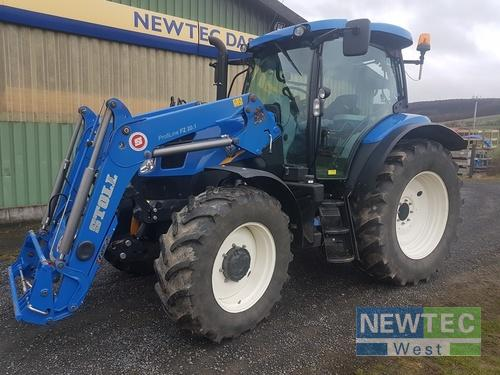 New Holland T 6.140 Electro Command Frontlader Baujahr 2015