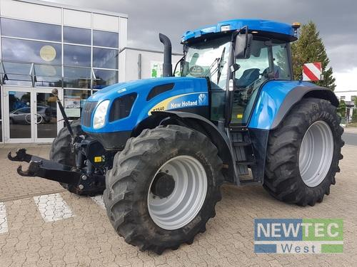 New Holland T 7540 Årsmodell 2009 Schöppenstedt