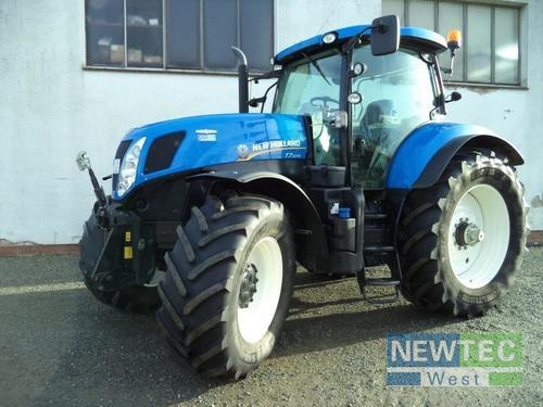 New Holland T 7.270 Auto Command Bouwjaar 2013 Schöppenstedt