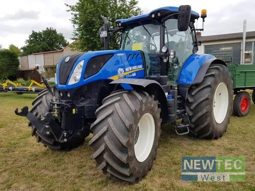 New Holland T 7.245 Auto Command Anul fabricaţiei 2015 Schöppenstedt