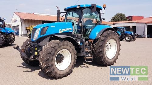 New Holland T 7.270 Auto Command Year of Build 2011 Syke-Heiligenfelde