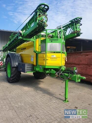 Dammann Anp 6039 Profi-Class Rok produkcji 2013 Syke-Heiligenfelde
