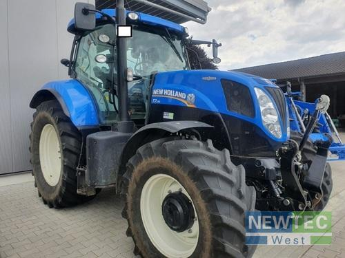 New Holland T 7.170 Auto Command Year of Build 2011 Syke-Heiligenfelde