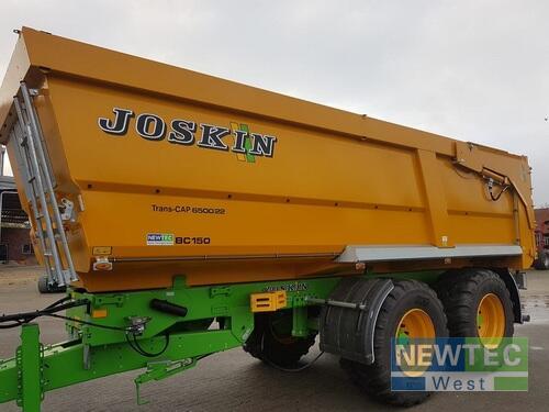 Joskin Trans-Cap 6500/22 Bc 150 Baujahr 2018 Syke-Heiligenfelde