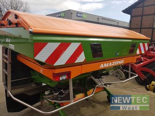 Amazone Za-V 2700 Super Control Byggeår 2019 Syke-Heiligenfelde