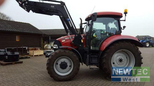 Case IH Maxxum 110 Front Loader Year of Build 2011