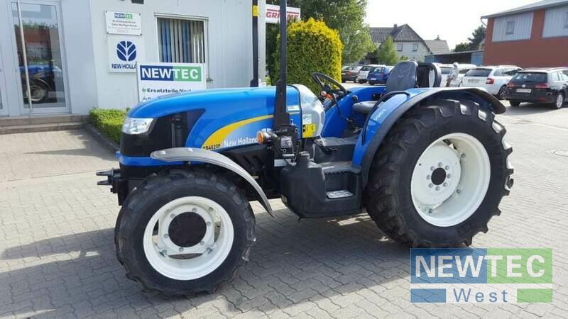 New Holland TD 4020 F