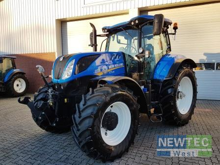 New Holland T 7.245 Power Command Anul fabricaţiei 2016 Heinbockel-Hagenah
