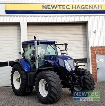 New Holland T 7.210 Auto Command Baujahr 2013 Heinbockel-Hagenah