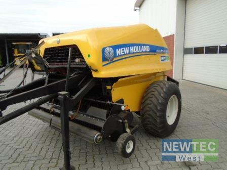 New Holland ROLL BALER 125