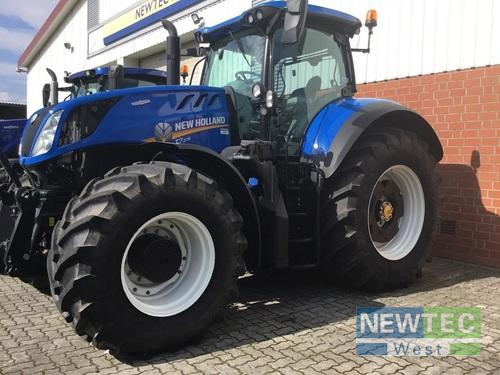 New Holland T 7.275 Auto Command Year of Build 2018 Heinbockel-Hagenah