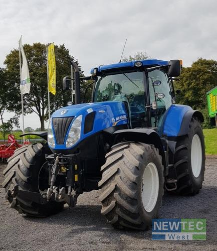 New Holland T 7.270 Auto Command Rok výroby 2012 Heinbockel-Hagenah