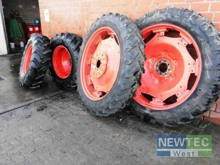 New Holland Tsa 135 Fendt  380/85r28+300/95r46 Heinbockel-Hagenah