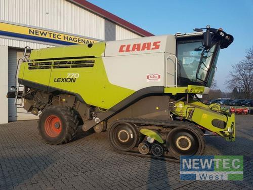 Claas Lexion 770 Terra Trac Year of Build 2015 Heinbockel-Hagenah