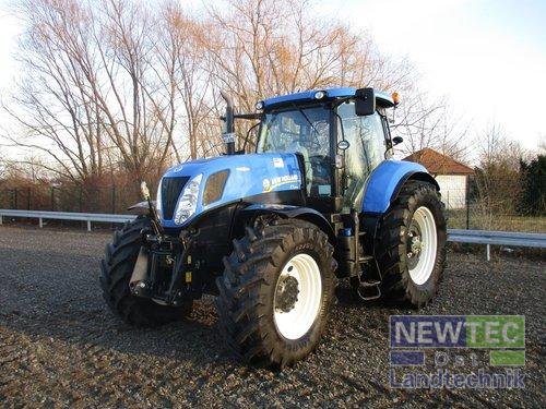 New Holland T 7.270 Auto Command Bouwjaar 2013 4 WD