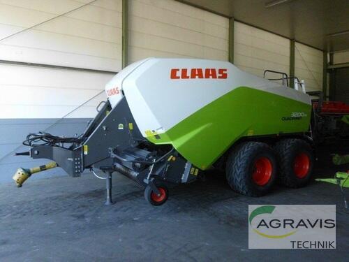 Claas Quadrant 3200 RC Baujahr 2011 Alpen