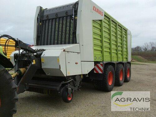 Claas Cargos 9500 Año de fabricación 2013 Alpen