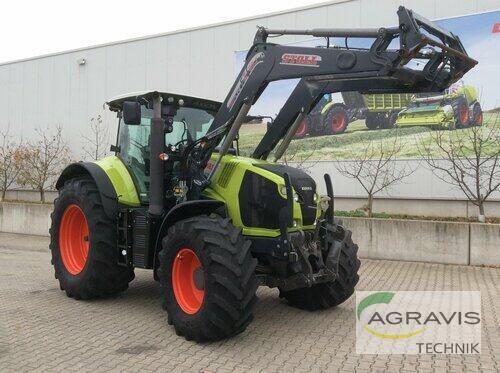 Claas Axion 830 Cebis Frontlader Baujahr 2014