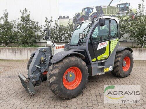 Claas Scorpion 7044 Έτος κατασκευής 2014 Alpen