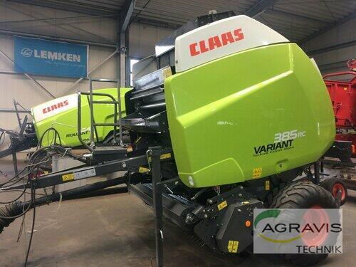 Claas Variant 385 RC Pro Baujahr 2015 Alpen