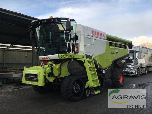 Claas Lexion 760 Terra Trac Year of Build 2017 Alpen