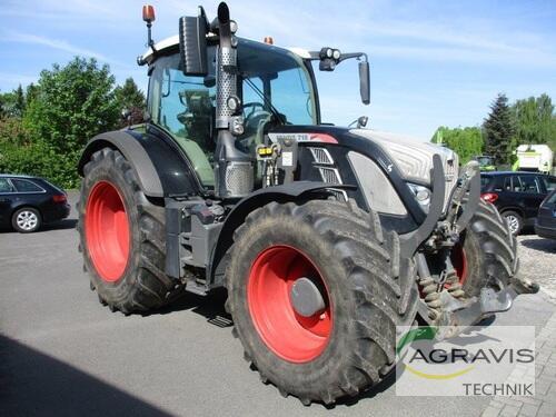 Fendt 718 Vario SCR Profi Plus Byggeår 2013 Alpen
