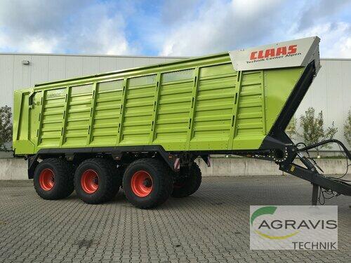 Claas Cargos 760 Baujahr 2017 Alpen