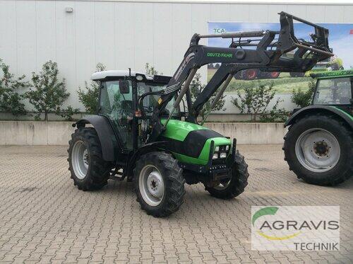 Deutz-Fahr Agrofarm 420 Frontlader Baujahr 2012
