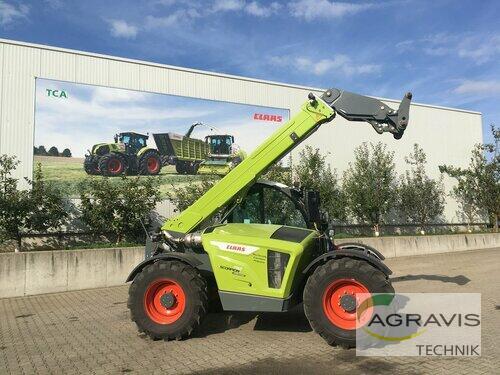 Claas Scorpion 732 Årsmodell 2018 Alpen