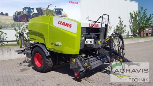 Press-Wickel-Kombination Claas - ROLLANT 455 RC UNIWRAP