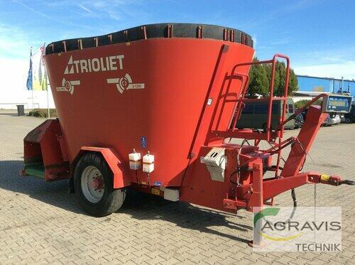 Trioliet Solomix 2 1200 Vll-B Baujahr 2006 Alpen