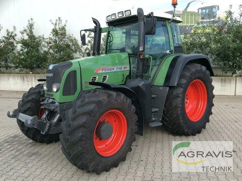 Fendt 716 Vario TMS Year of Build 2008 Alpen