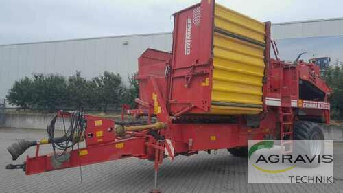 Grimme Se 150-60 Ub Godina proizvodnje 2010 Alpen