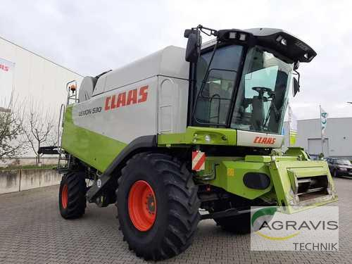 Claas Lexion 530 Year of Build 2009 Alpen