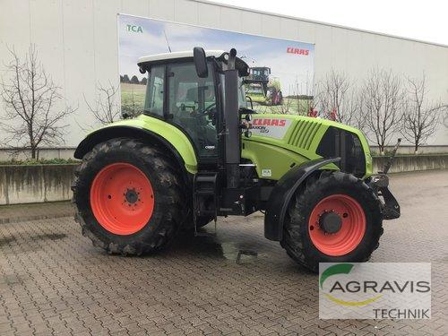 Claas Axion 810 Cmatic Årsmodell 2008 Alpen