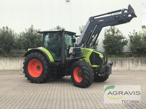 Claas ARION 650 CEBIS TIER 3B