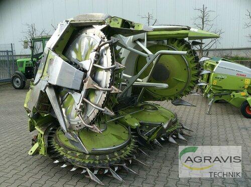 Claas Orbis 600 Baujahr 2014 Alpen