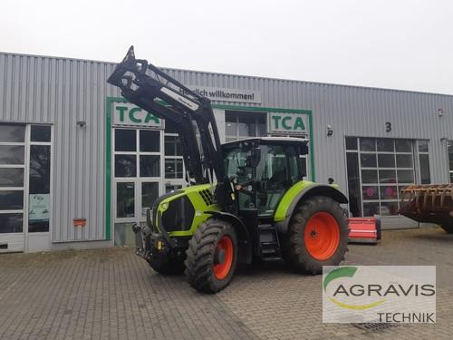 Claas Arion 530 Cmatic Chargeur frontal Année de construction 2016
