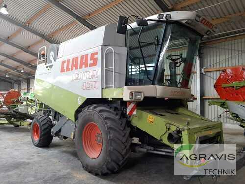 Claas Lexion 430 Year of Build 2000 Alpen