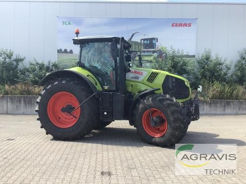 Claas Axion 830 Cmatic Cebis Год выпуска 2019 Alpen