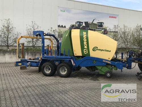 Krone Comprima F 125 Xc Year of Build 2011 Alpen