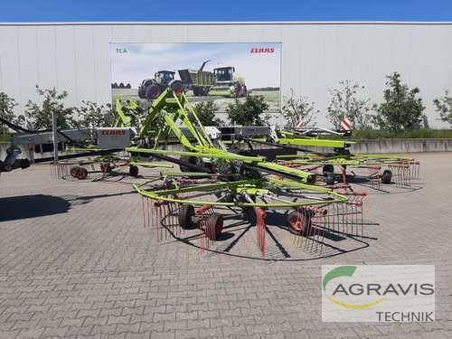 Claas Liner 4000 Year of Build 2011 Alpen