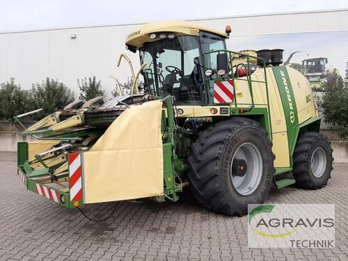 Krone BIG X 700 Year of Build 2012 Alpen