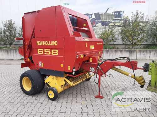 New Holland 658 Year of Build 2002 Alpen