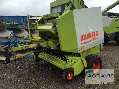 Claas Variant 180 RC Year of Build 1998 Alpen