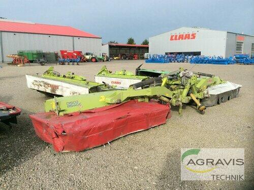 Claas Disco 8550 C Plus Baujahr 2007 Alpen