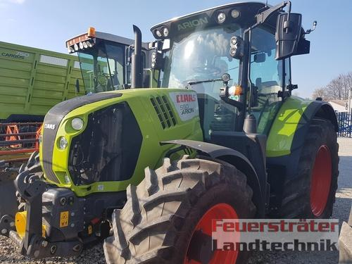 Claas ARION 550 CMATIC CIS+