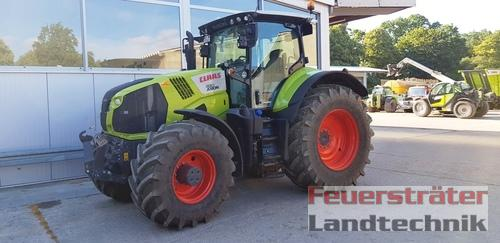 Claas Axion 830 Cmatic Baujahr 2018 Beelen