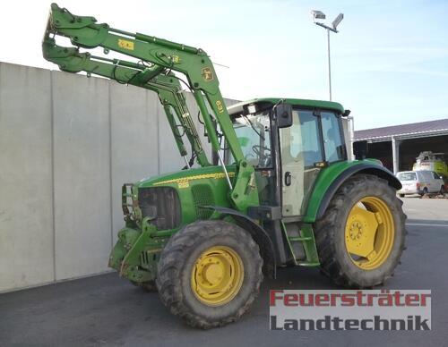 John Deere 6320 SE Frontlader Baujahr 2005