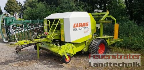 Ballenpresse Claas - ROLLANT 255 RC UNIWR